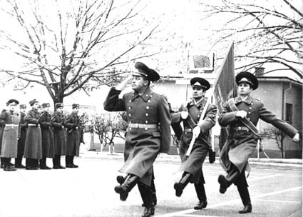 30гвардейская иркутско-пинская город ружумберок 1972-1974 - 4 1 - центральная группа войск (цгв)